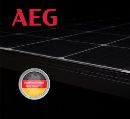 Az AEG napelem-technológiája Magyarországon