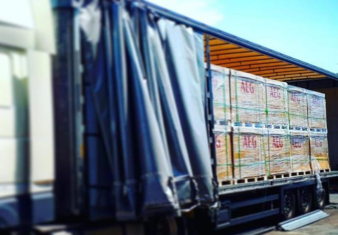 Vevőinket a szállításban is segítjük.